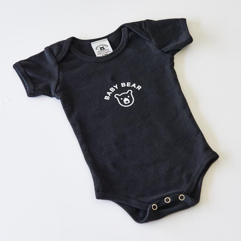 North Standard Baby Bear Onesie