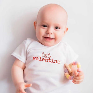 "April Mae ""Little Valentine"" Onesie"