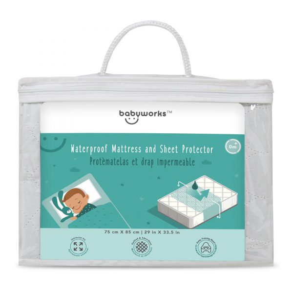 Babyworks Waterproof Mattress & Sheet Protector