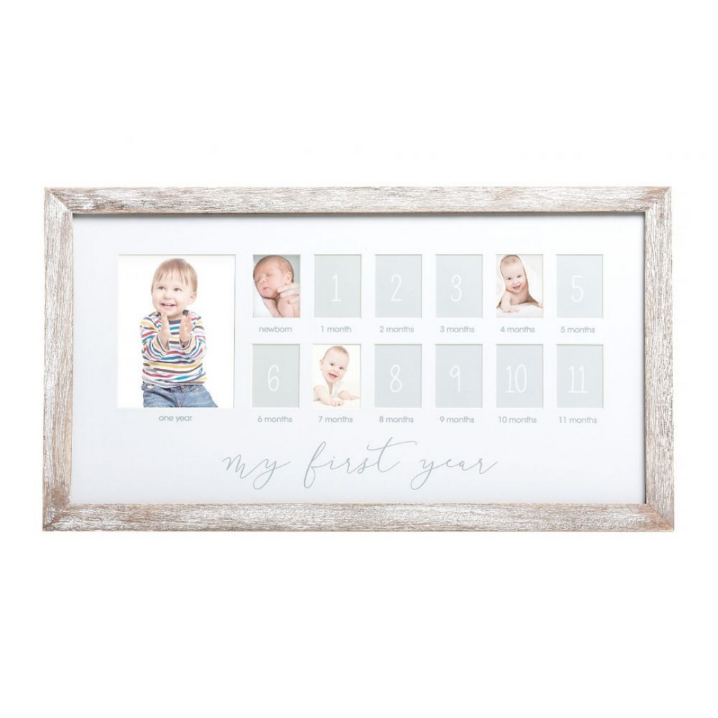 Pearhead Rustic First Year Year Frame