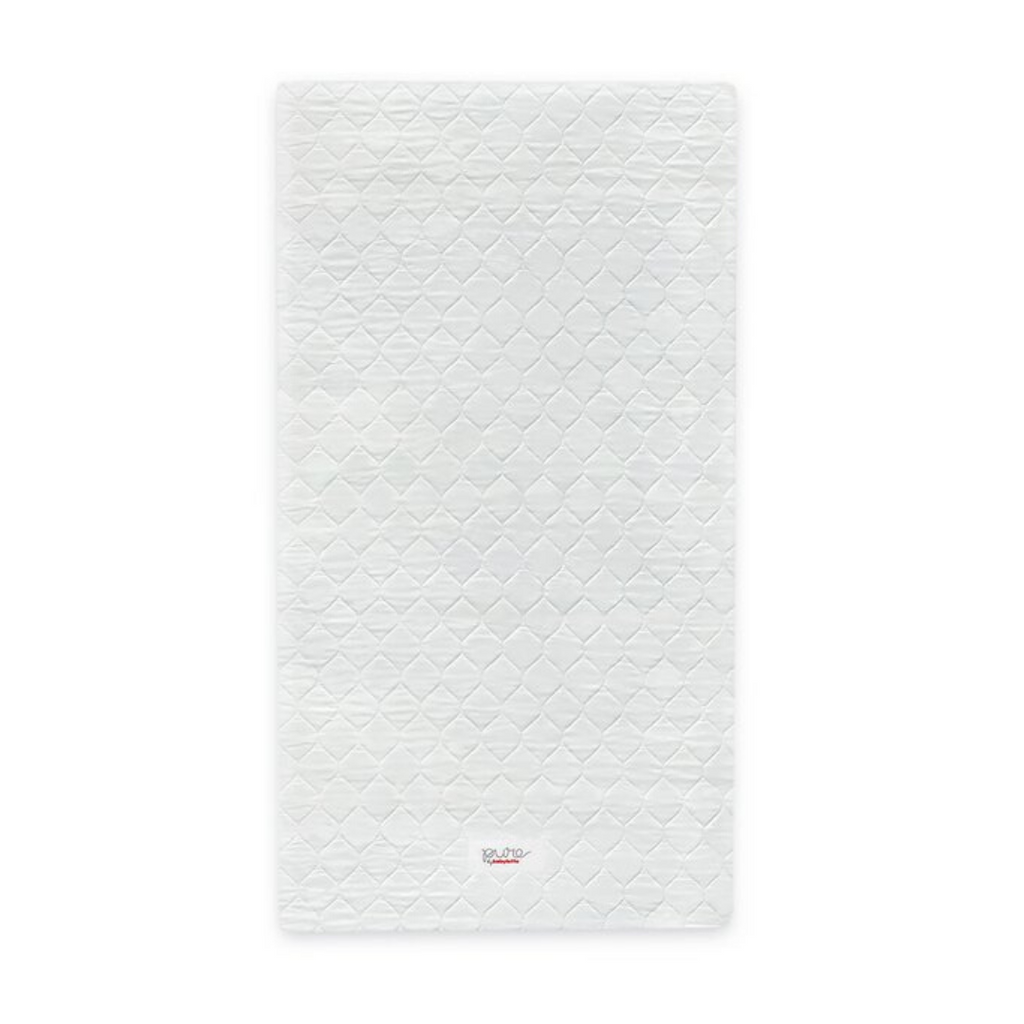 Babyletto Pure Core Mini Crib Mattress w/ Hybrid Cover