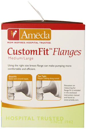 Ameda CustomFit Breast Flange