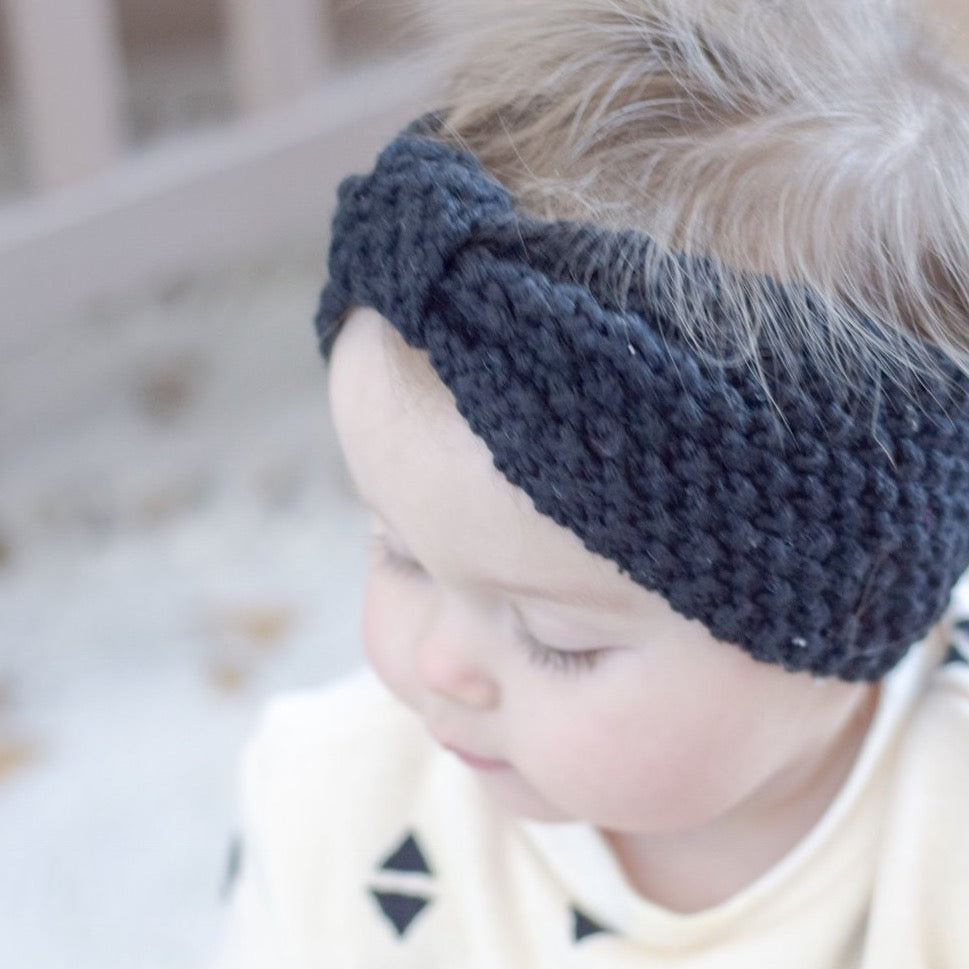 Mini Bretzel Warm Headband