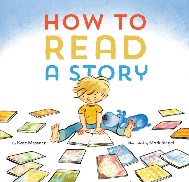 How to Read a Story Picture Book