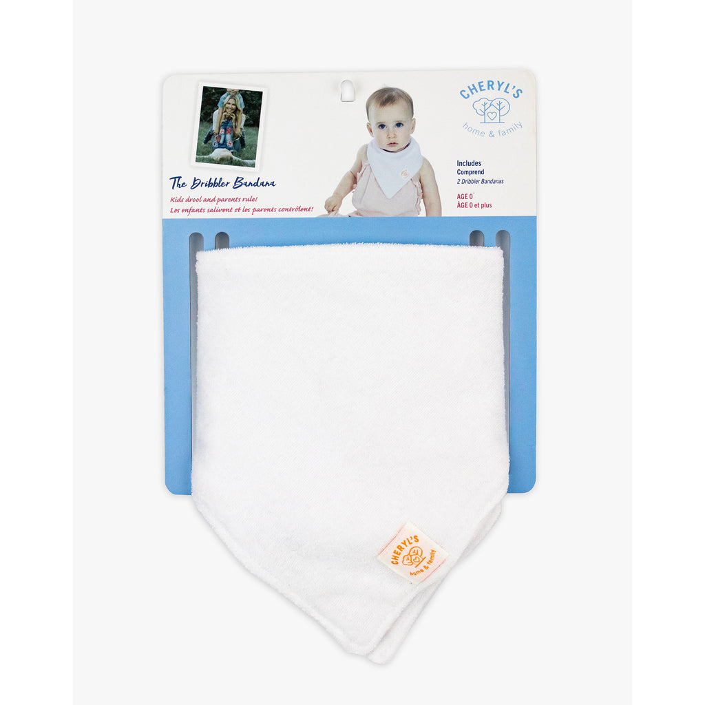 Cheryl's Home and Family The Dribble Bandana Bib (2 pack)