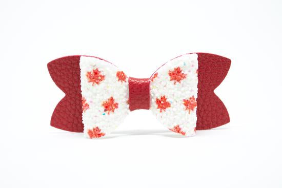 Bend and Snap Clip Bows
