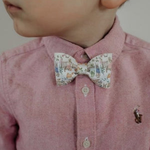 Bend and Snap Bow Ties