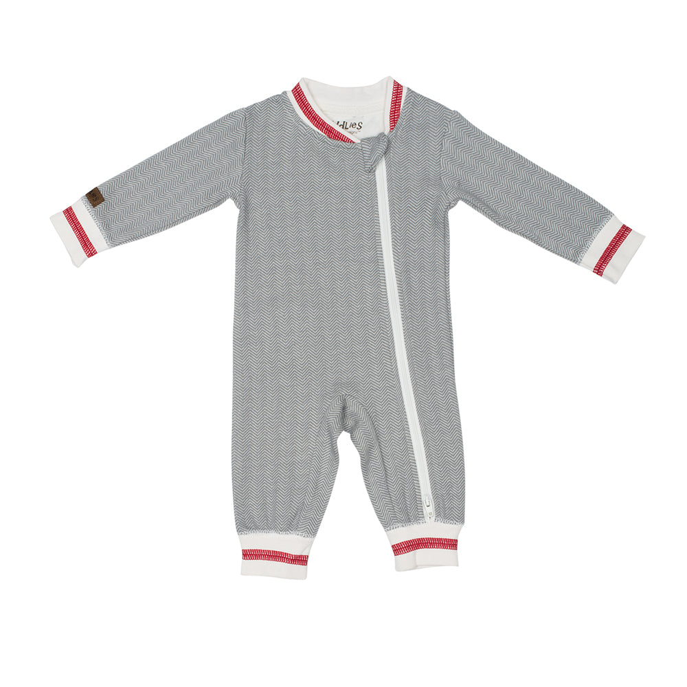 Juddlies Organic Cottage Playsuit