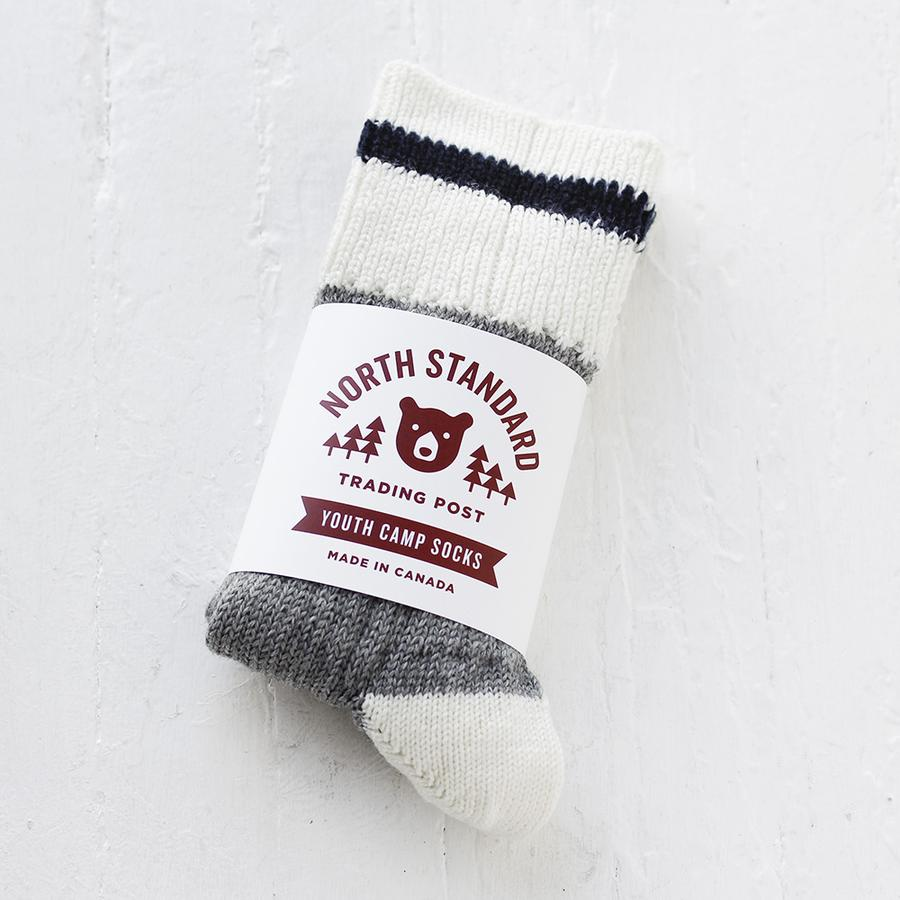 North Standard Youth Camp Socks
