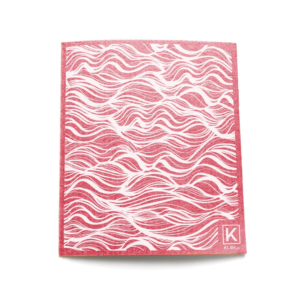KLIIN Small Reusable Compostable Towel