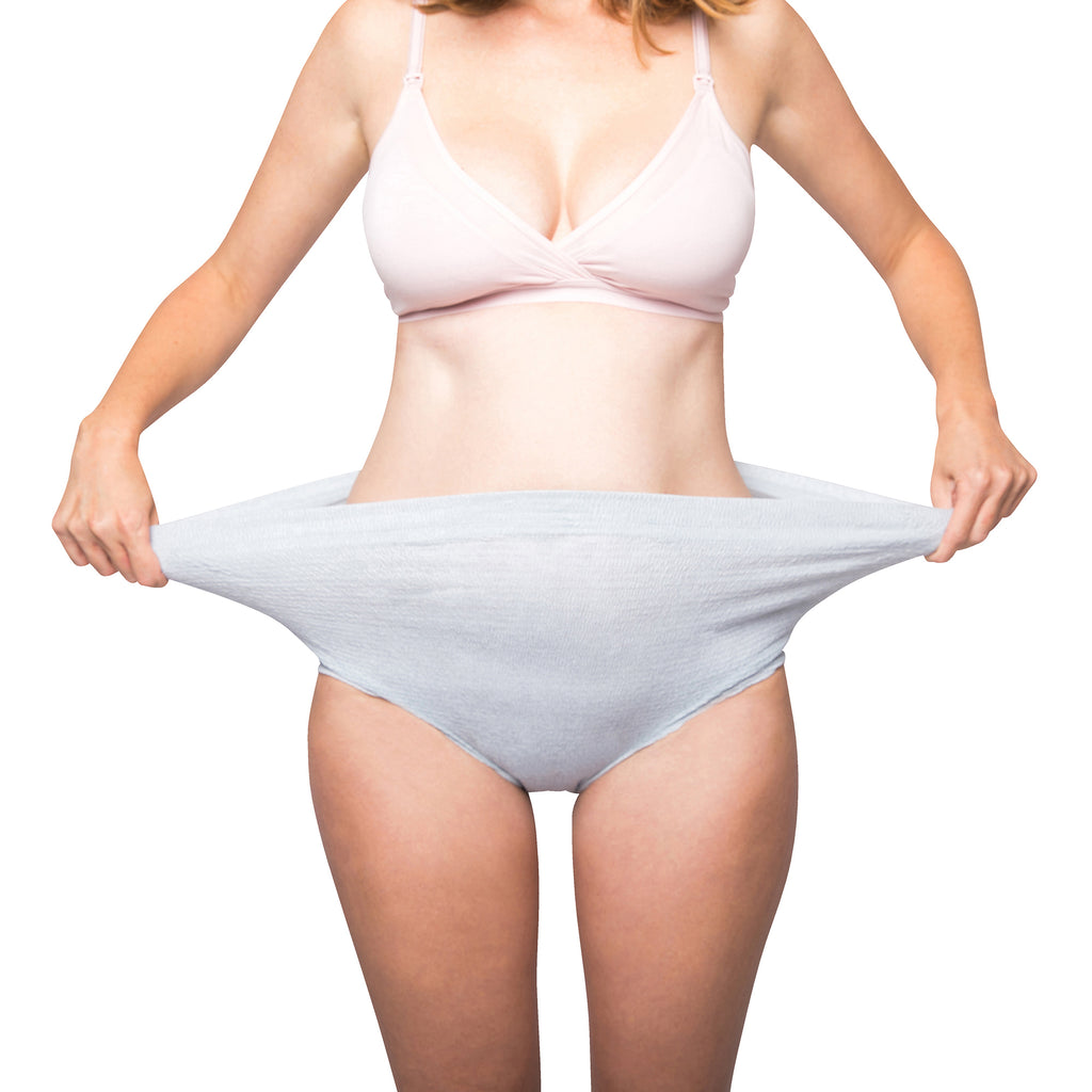 FridaMom Disposable Underwear High Waist C Section (8 Pack)