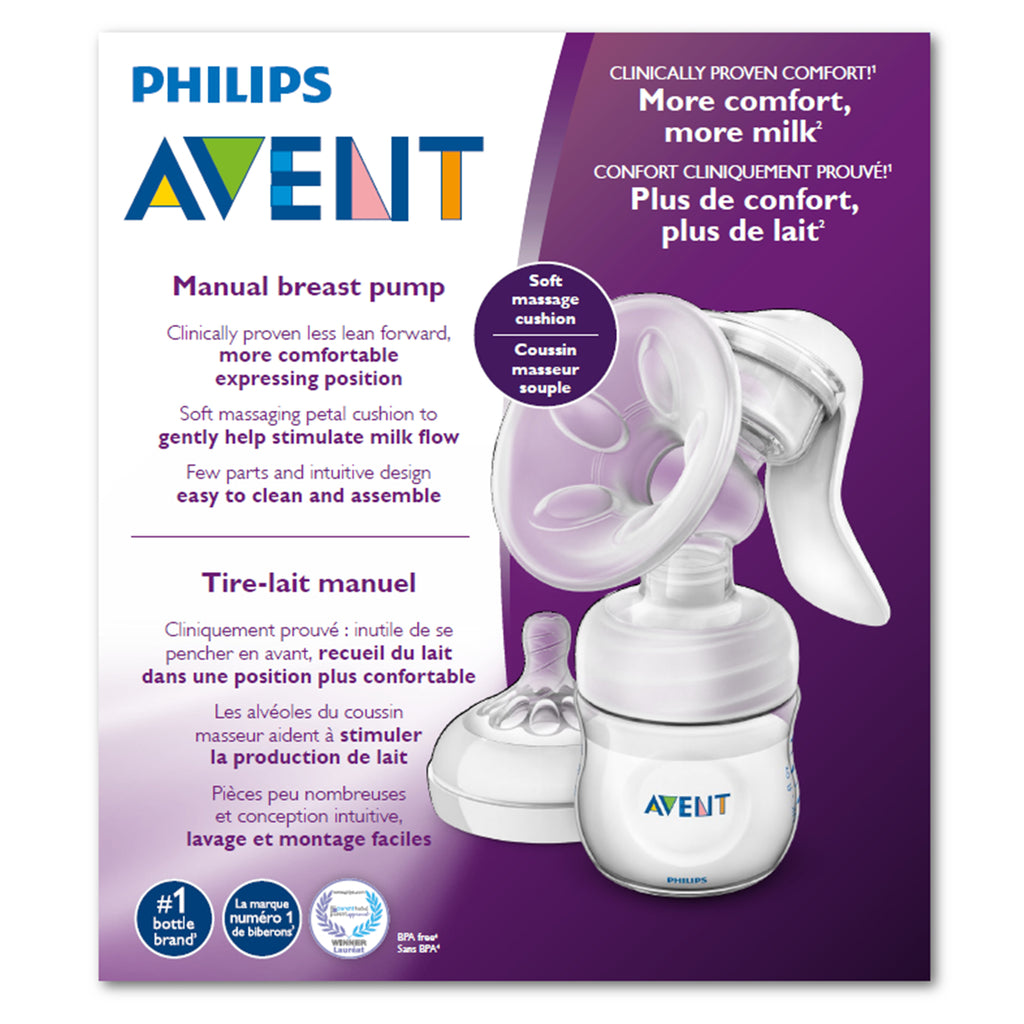 Philips Avant Manual Breast Pump