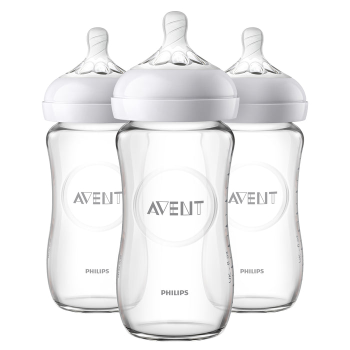 Philips AVENT Natural Bottle 8OZ