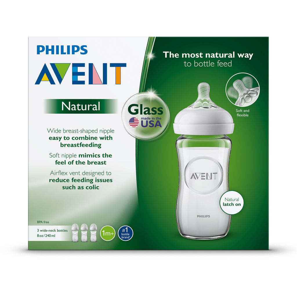 Philips Avant Natural Bottle 8OZ
