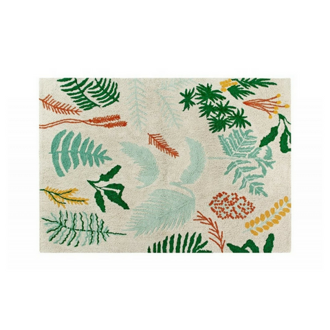 Lorena Canals Washable Rugs Botanic Plants