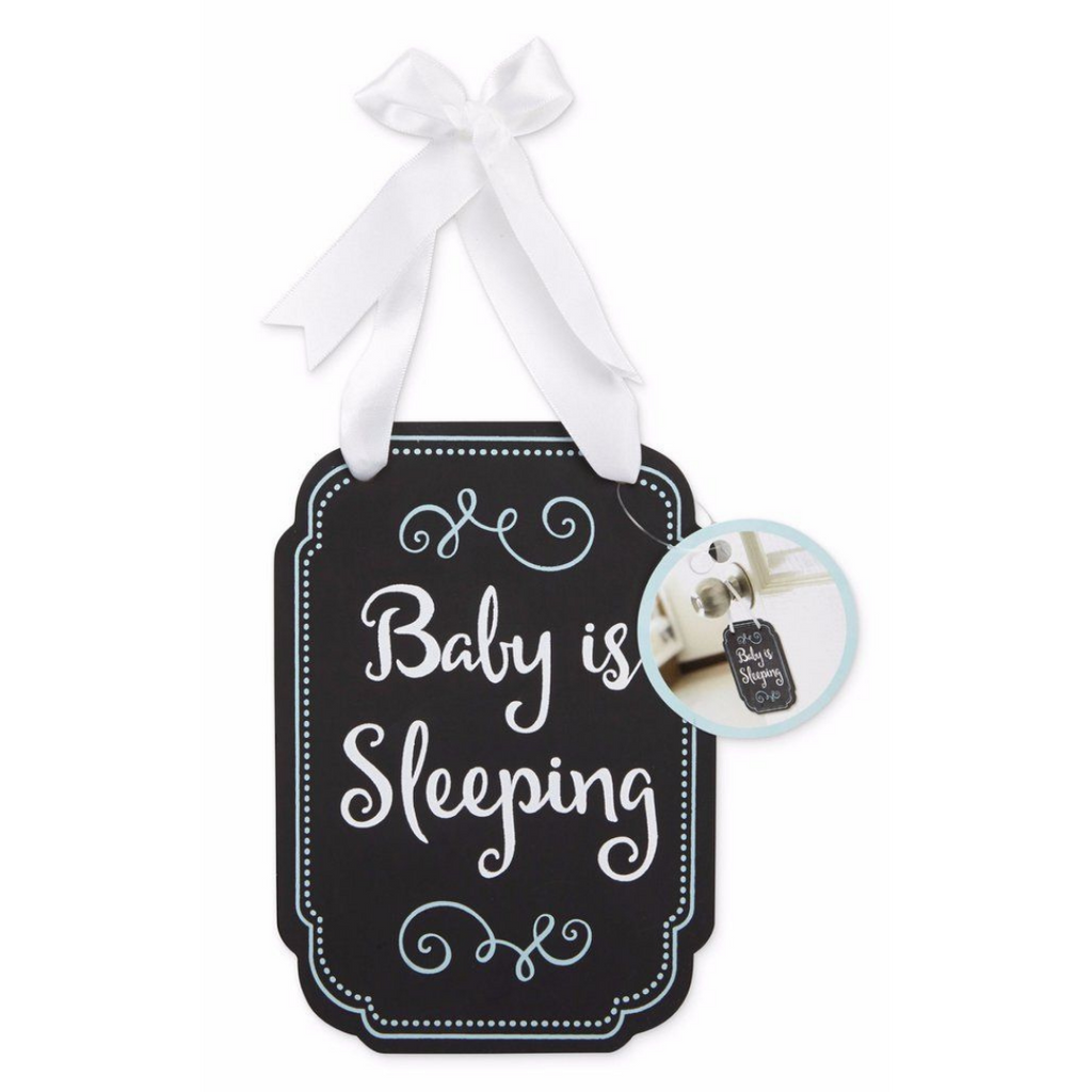 Pearhead Baby is Sleeping Door Hanger