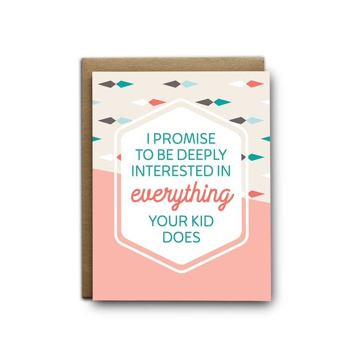 I'll Know It When I See It - Greeting Cards
