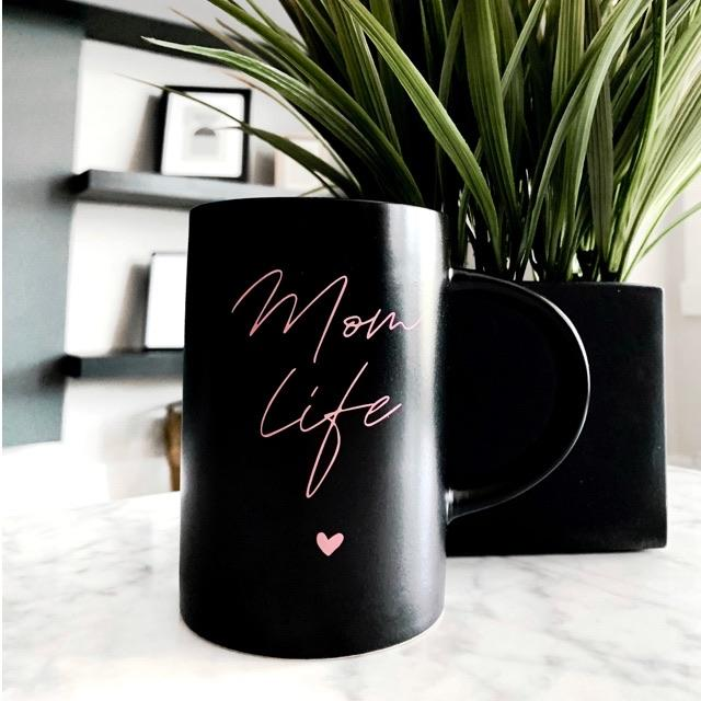 My Cheeky Baby Mom Life Ceramic Mug
