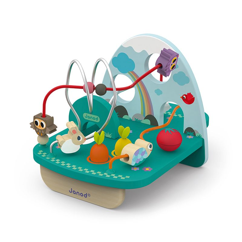 JANOD Rabbit & Co Looping Toy