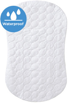 HALO Waterproof Mattress Pad