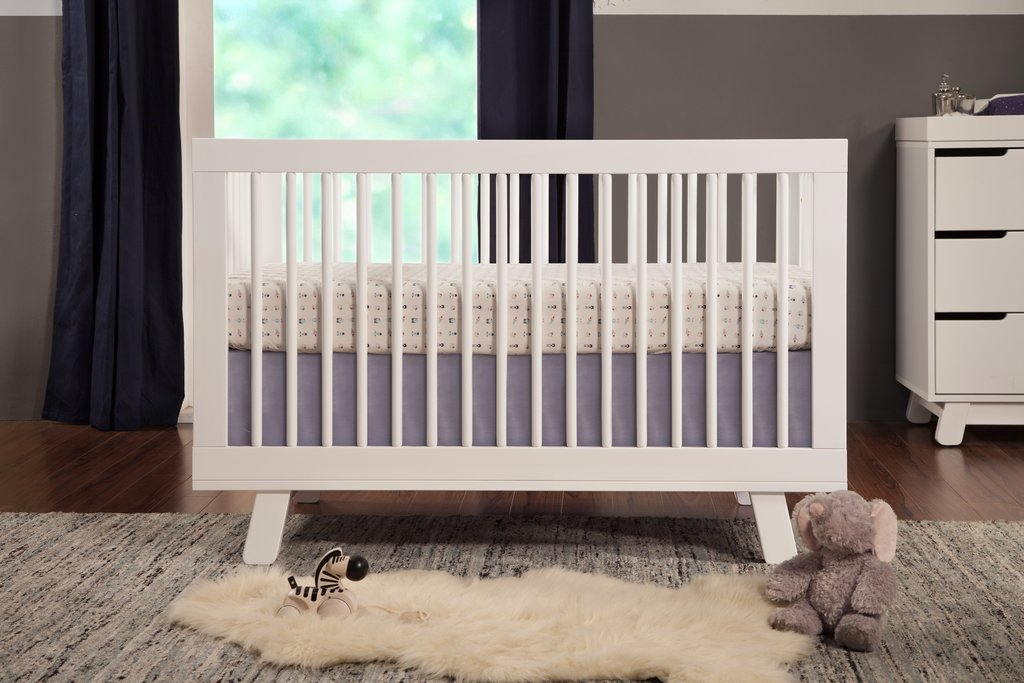 crib convertible cribs in changer babyletto dresser nursery piece set hudson and washed natural