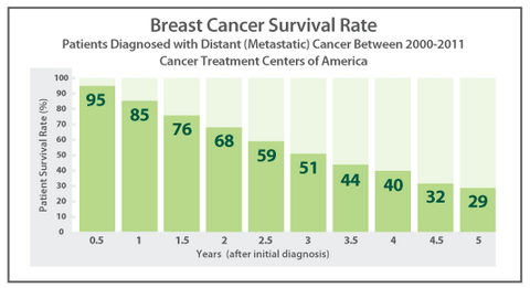 Stage 4 Metastatic Breast Cancer Life Expectancy