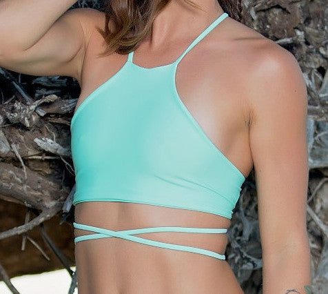Halter Top | Solids