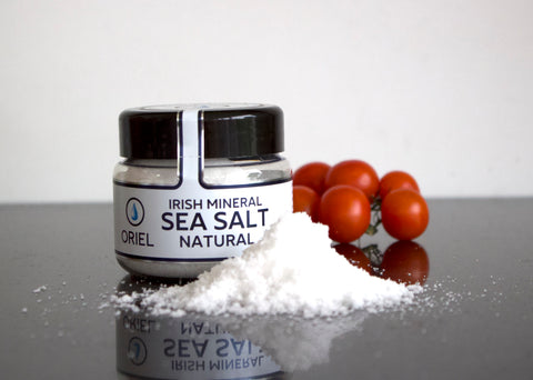 MINERAL SEA SALT NATURAL