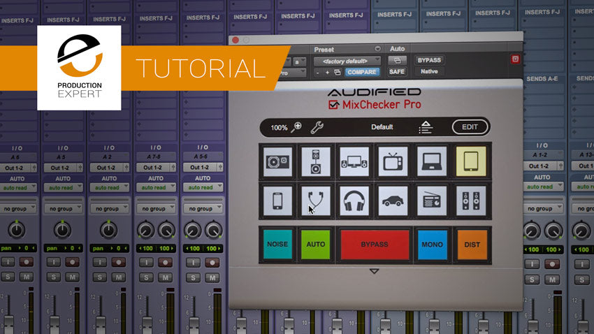 MixChecker Pro Production Expert