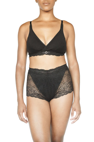 SEAN WIRELESS ~ Wireless Cotton Soft Cup & Nursing Bra - Mayana Genevière ® Canada