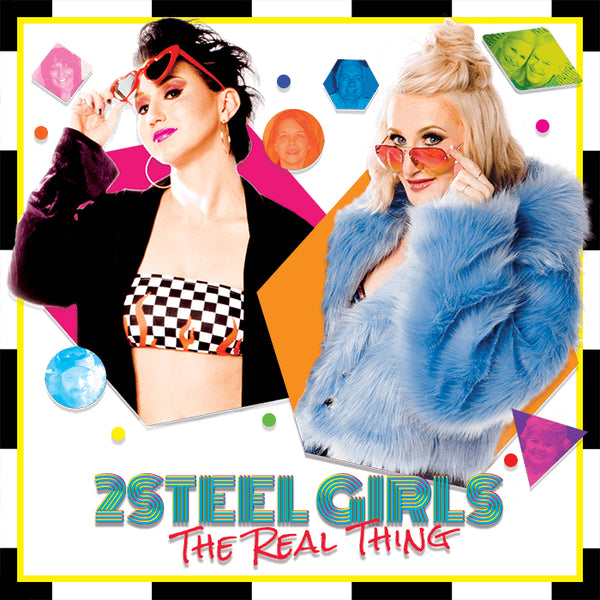 The Real Thing (Signed CD)