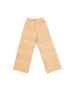 SZ Disco Pants in Camel Patti