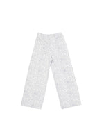 SZ Disco Pants in Ivory Padra