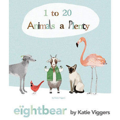 Eightbear by Katie Viggers