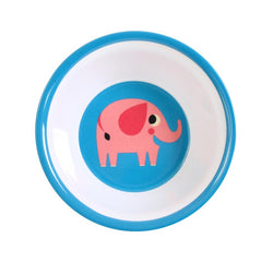 Melamine bowl Elephant by Ingela P Arrhenius for Omm Design