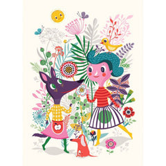 Sweet print - Helen Dardik for Petit Monkey