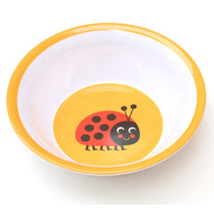 Melamine bowl ladybird by Ingela P Arrhenius for Omm Design