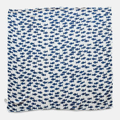 Muslin blanket Fish by Fine Little Day