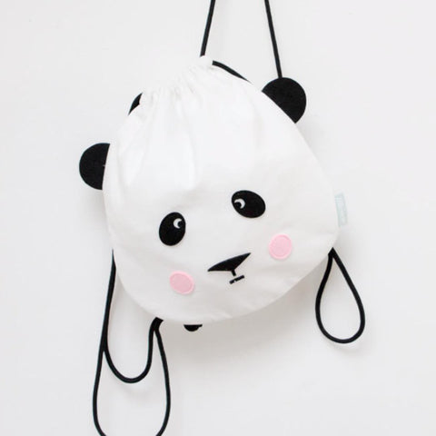 NEW * Drawstring bag Panda Love - Eef Lillemor
