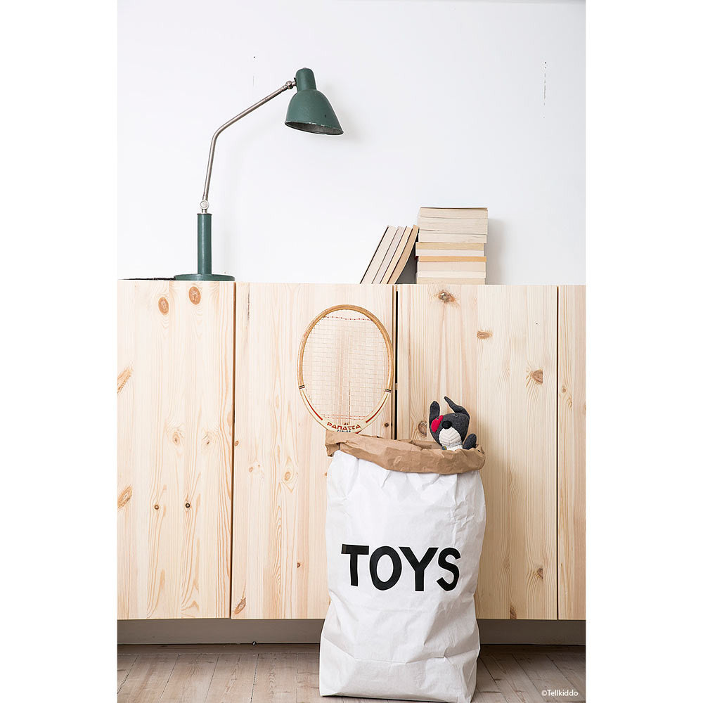 Gift Bag Toys : Paper storage bag toys by tellkiddo the pippa ike show