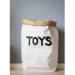 Paper storage bag Toys by Tellkiddo