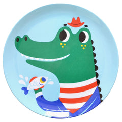 Melamine plates, 13 different designs - Helen Dardik