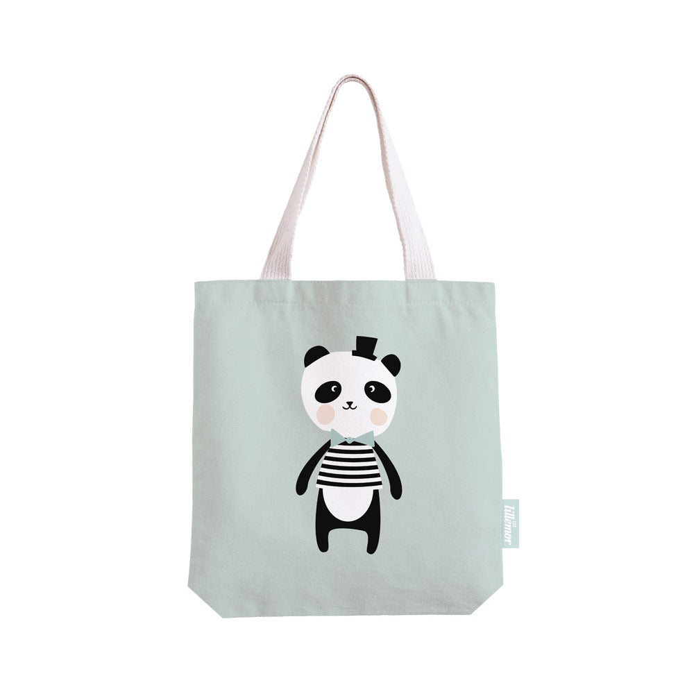 Cotton shopper Polar bear or Panda - Eef Lillemor