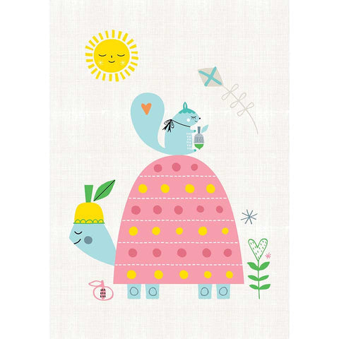 NEW * Slowcoach A3 print - Suzy Ultman
