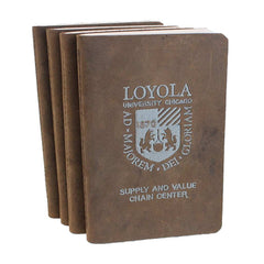 LOYOLA UNIVERSITY | Leather Journals - Embroidery