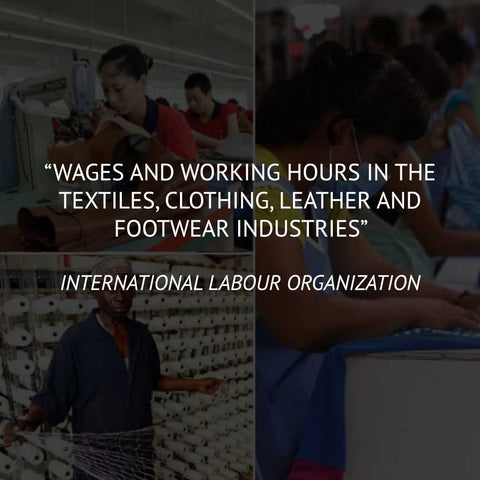 """Wages and Working Hours in the Textiles..."" from the International Labour Organization"