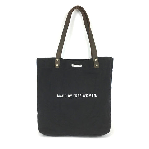 DAY TOTE LEATHER BLACK