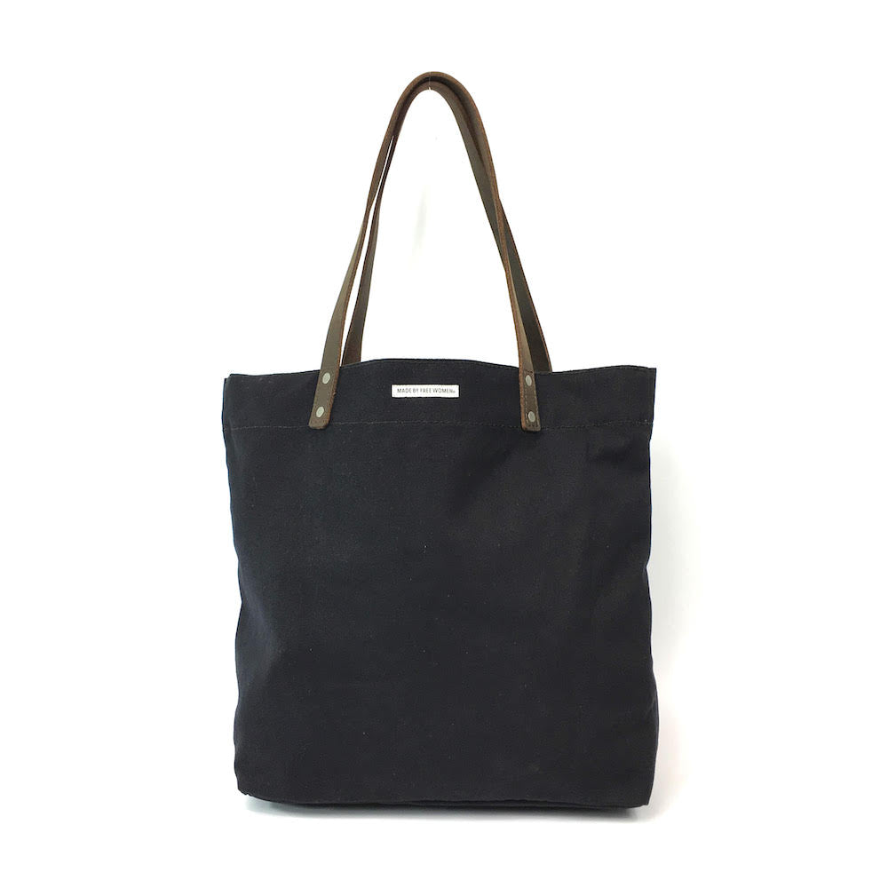 DAY TOTE CHARCOAL