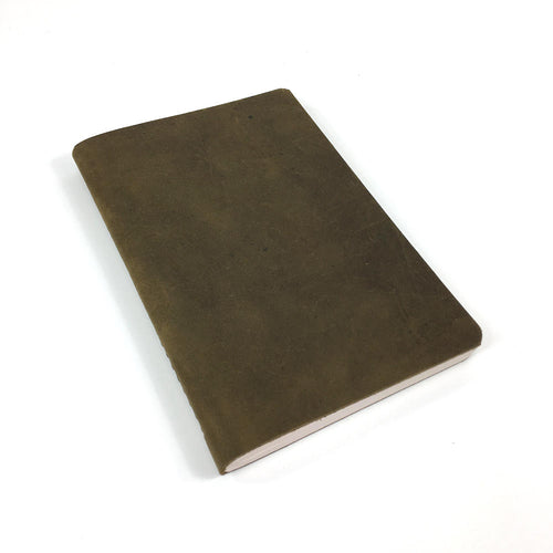rustic leather journal vintage leather journal