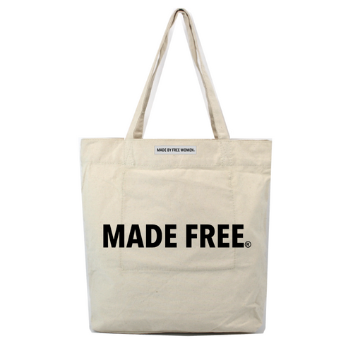 MARKET TOTE MADE FREE